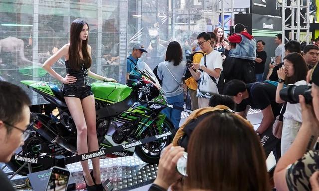 网红、美女、摩托、酷活 2021年5月北京国际摩托车展开幕
